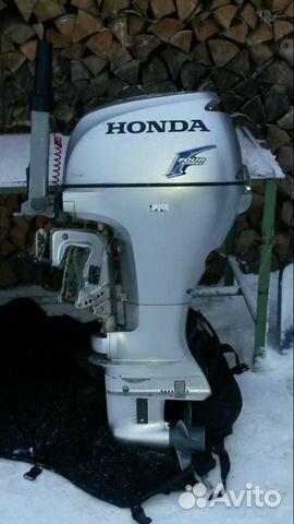 лодочный мотор хонда 20 или хонда 15