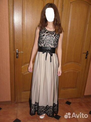 c763de9f965 Продам вечернее платье купить в Республике Крым на Avito ...