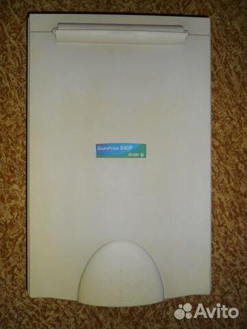 Benq Scanner 640U Drivers for Mac