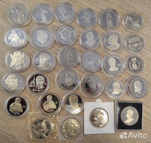 Юбилейные монеты ссср пруф альбомы для монет олимпиады