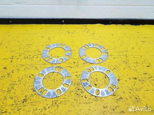 89625003353 Проставки 3 мм комплект Subaru Forester, EJ20