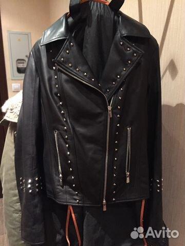 f0641b92a Кожаная куртка Baldinini,новая коллекция | Festima.Ru - Мониторинг ...