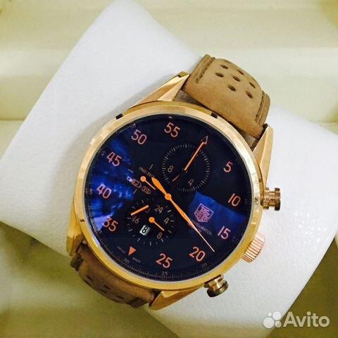 Купить часы таг хоер на авито какие купить часы с gps детские