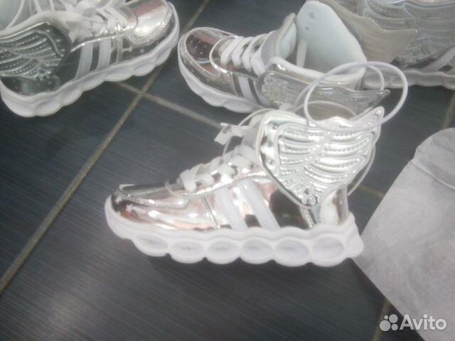ca6d613f Детские мигающие кроссовки с крыльями | Festima.Ru - Мониторинг ...