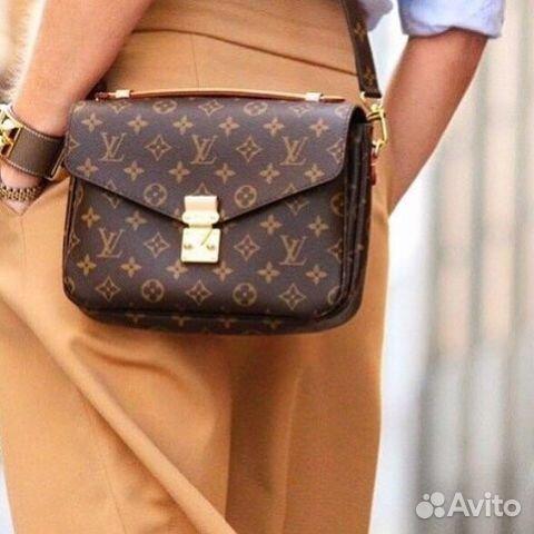 b73d841bcf5a Сумка Louis Vuitton Pochette metis Луи Виттон | Festima.Ru ...