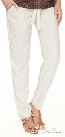 Новые летние брюки для беременных купить в Республике Татарстан на ... c9c7f165617