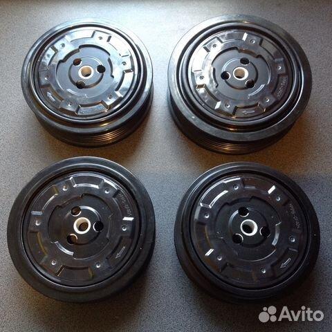 Шкив компрессора Mercedes 89097753302 купить 1