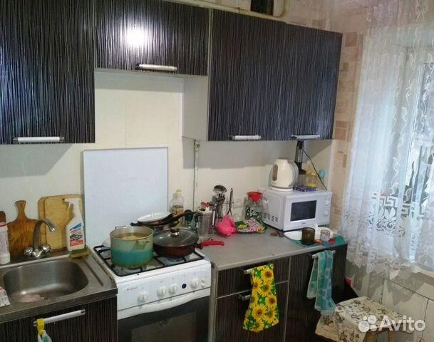 Продается однокомнатная квартира за 1 700 000 рублей. пгт. Белоозерский, ул Молодежная, 1.