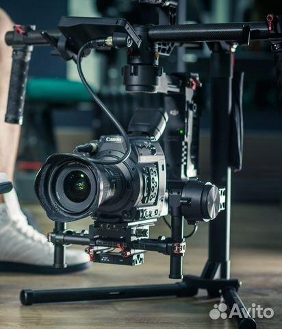 Аренда Canon C200, DJI ronin (большой)
