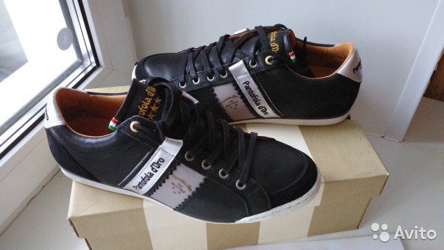 a5d8a650 Итальянские кроссовки Pantofola d'Oro 42 р-р   Festima.Ru ...