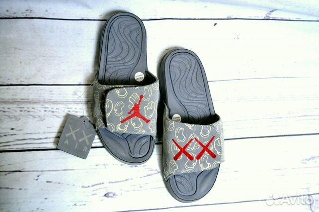 43b79222 Шлёпки тапочки Nike Jordan / 412 купить в Красноярском крае на Avito ...