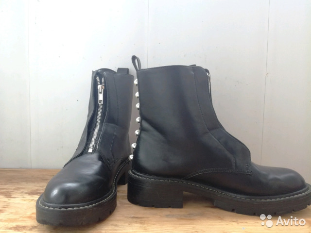 Ботинки pull and bear купить в Москве на Avito — Объявления на сайте ... 9ce74869b22