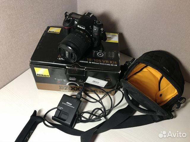 Фотоаппарат Nikon D7000 89211366268 купить 1