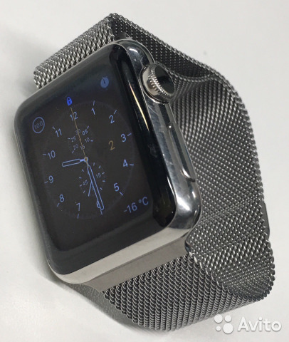 Ремешки для Apple Watch 42