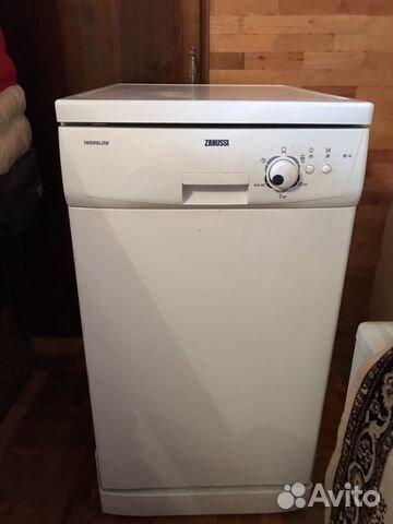 Посудомоечная машина Zanussi 89285260555 купить 1