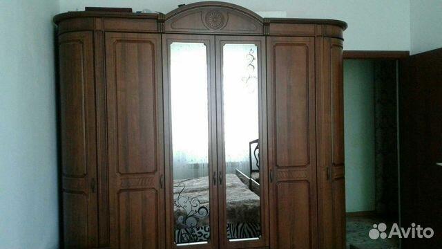 Спальный гарнитур шкаф 6 дверный комот две тумбы 89286785969 купить 1