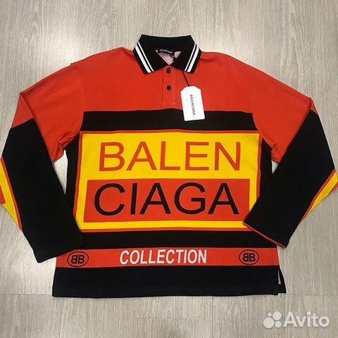 Кофта Balenciaga купить в Москве на Avito — Объявления на сайте Авито 205be1c9666
