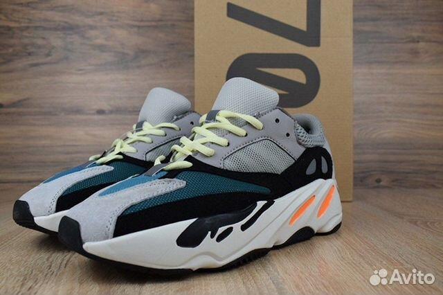 4fe44d3d Adidas yeezy boost 700 wave runner | Festima.Ru - Мониторинг объявлений