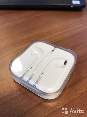 Оригинальные наушники Apple EarPods 3 3e63133f3b1a7