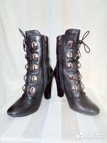 Ботинки осенне-весенние 89307162691 купить 2