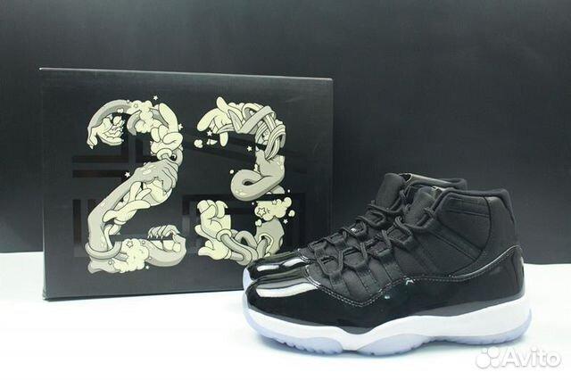 944ab362 Кроссовки Nike Air Jordan 11 Retro 'Space Jam' | Festima.Ru ...