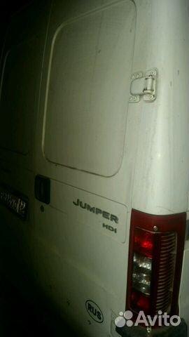 Citroen Jumper, 2004 купить 8
