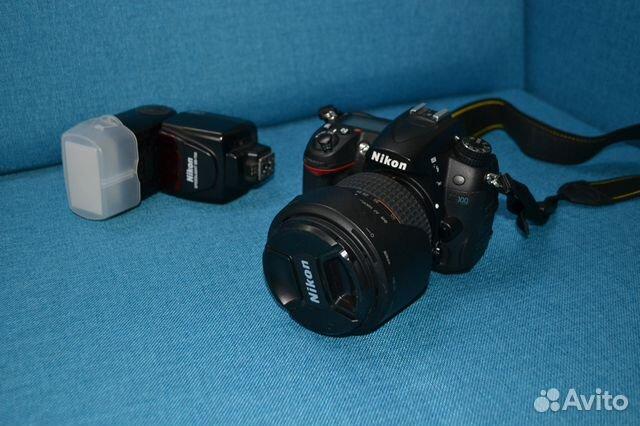 Фотоаппарат Nikon D7000+объектив 24-85 2.8+вспышка
