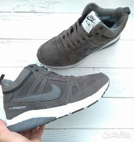 56a2635d Кроссовки зимние мужские Nike Zoom | Festima.Ru - Мониторинг объявлений