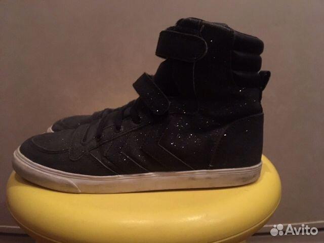 ac2c6c0f0 Высокие кроссовки Hummel (Хуммель) | Festima.Ru - Мониторинг объявлений