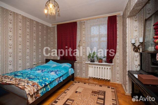 Продается трехкомнатная квартира за 16 500 000 рублей. г Москва, ул Расплетина, д 15.