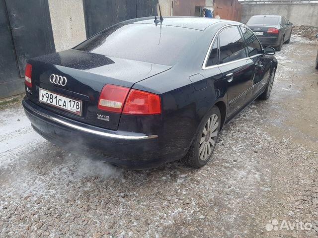 Разбор Audi A8 d3 2007 89811780808 купить 2