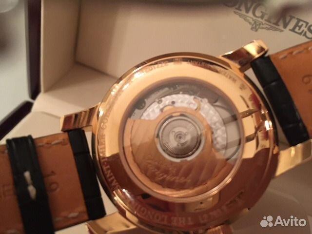 Лонжин золотые часы продать часов самара оценка