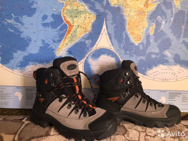 3d074630 Треккинговые ботинки   Festima.Ru - Мониторинг объявлений