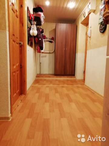 Продается двухкомнатная квартира за 1 450 000 рублей. деревня Ближнеконстантиново, городской округ Нижний Новгород, Полевая улица, 10.