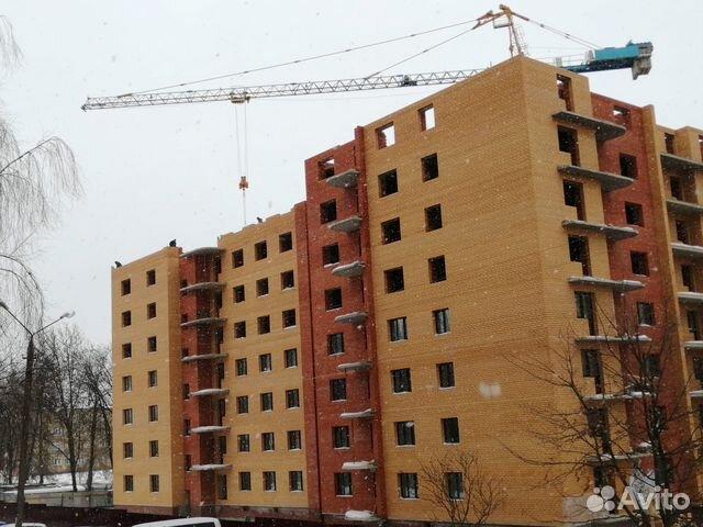 2-к квартира, 64.8 м², 2/9 эт. 89107883060 купить 7
