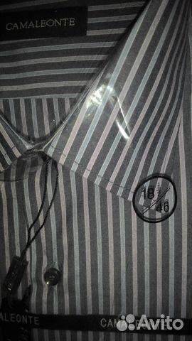 Рубашка мужская camaleonte  89106956777 купить 3