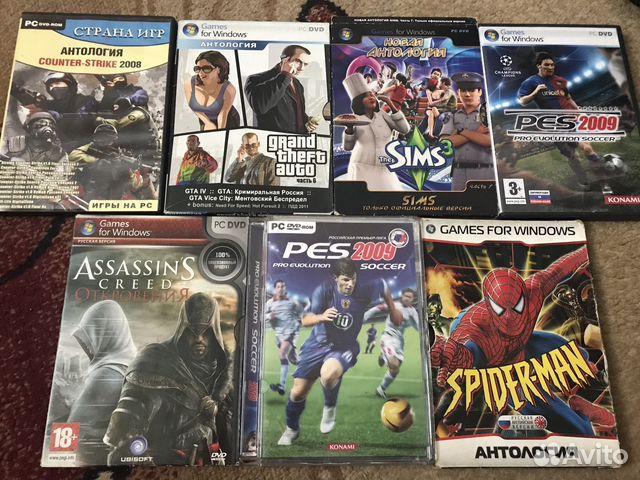 Компьютерные игры - Бытовая электроника, Игры, приставки и программы -