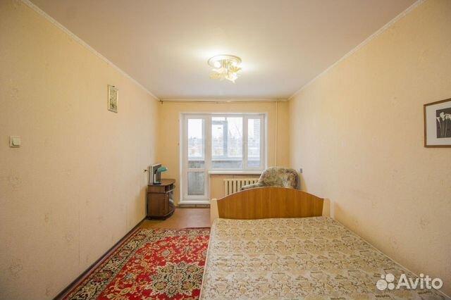 Продается однокомнатная квартира за 2 850 000 рублей. Просвещения, 41.