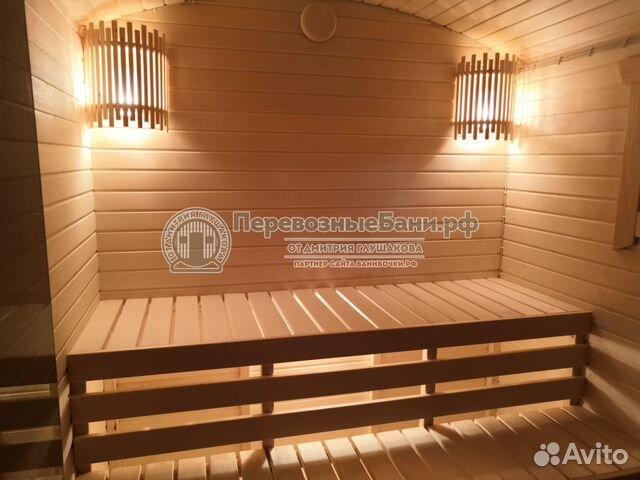 Готовая баня из клееного бруса 89675952255 купить 6
