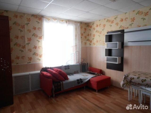 Продается однокомнатная квартира за 750 000 рублей. Железнодорожная улица, 20.