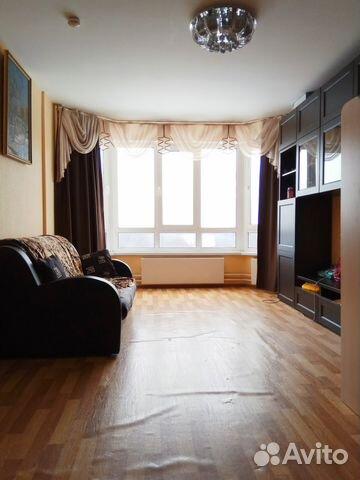 Продается однокомнатная квартира за 3 350 000 рублей. улица Академика Сахарова, 111.