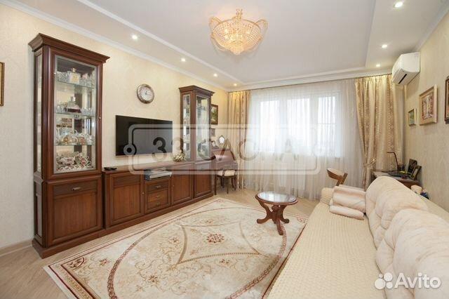 Продается двухкомнатная квартира за 12 700 000 рублей. г Москва, Сосенское п, п Коммунарка, ул Лазурная, д 14.