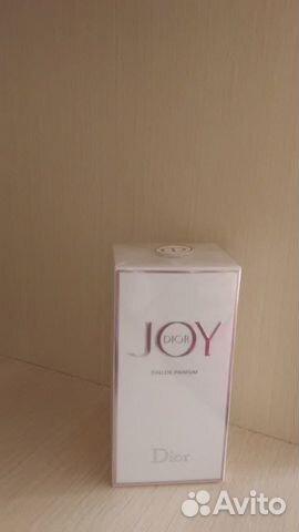 Joy Dior Eau Be Parfum новые купить в москве на Avito объявления