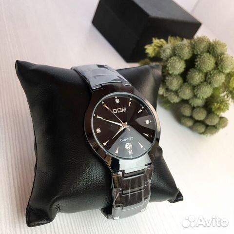 705ca710 Стильные мужские часы DOM в розницу купить в Москве на Avito ...