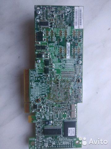 Raid controller Adaptec ASR-3805/128MB with BBU | Festima Ru