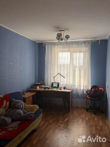 Продается четырехкомнатная квартира за 2 800 000 рублей. г Челябинск, ул Курчатова, д 1.