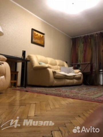 Продается двухкомнатная квартира за 20 300 000 рублей. г Москва, ул Фрунзенская 3-я, д 10.