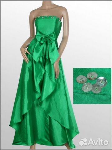 Платье вечернее атласное новое  89283449534 купить 2