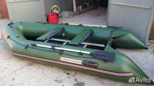 Лодка пвх ниссан маран