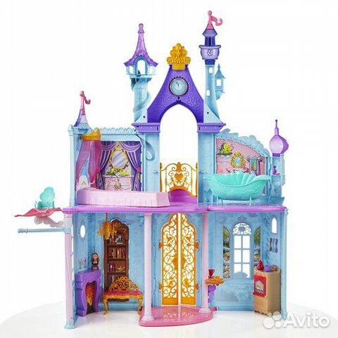 Disney Princess дворец для барби B8311  89062132153 купить 7